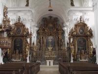 In der Klosterkirche Obermarchtal