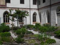 Kräutergarten Kloster Blaubeuren