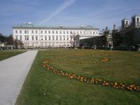 Mirabellengarten in Salzburg