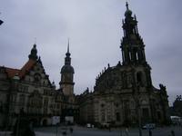 Schlossplatz zu Dresden