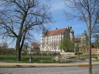 Im Schloss Güstrow zu Gast