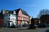 022 Boppard-Fachwerkhäuser am Marktplatz
