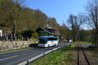 057 Vulkaneifel, Reisebusse im Brohltal