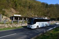059 Vulkaneifel, Reisebusse im Brohltal