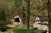 062 Vulkaneifel, Trasshöhlen im Brohltal