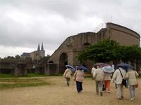 Amphitheater und Dom in Xanten