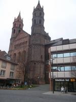 Fassade des Wormser Doms