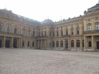 Hof der Residenz Würzburg