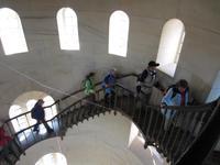 Aufgang zum Turm