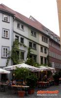 Erfurt. Einladende Winkel überall