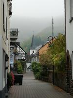 Morgenstimmung in Brodenbach
