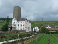 Die Brömserburg in Rüdesheim