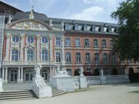 Das Schloss von Trier