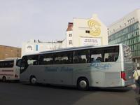 Unser Bus in Berlin