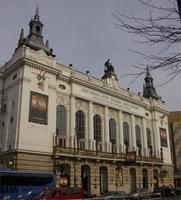 Das Theater des Westens in Berlin