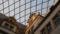 Kleiner Schlosshof zu Dresden