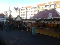 Weihnachtsmarkt in Gotha