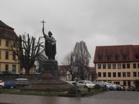 Fulda, Bonifatiusstatue