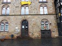 Alsfeld, altes Weinhaus
