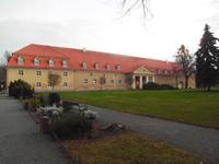 Wir logierten im Chalet Ludwig des Schlosses Meisdorf