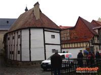 StÀnderbau in Quedlinburg