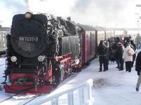 Unsere Brockenbahn