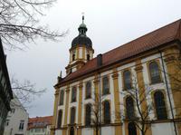 eine Kirche von Suhl
