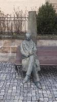 Ilmenau - Goethe-Denkmal vor dem Amtshaus