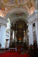 029 Stift Engelszell, Barockaltar