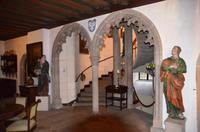 069 Schloss Egg, Eingangsbereich