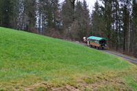 Pferdekutschfahrt und Brettljause beim Michlbauern