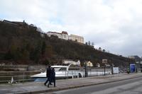 Stadtführung in Passau - Blick zur Veste Oberhaus