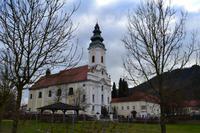 Galaschifffahrt auf der Donau - Stift Engelszell