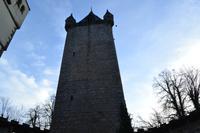 Schloss Egg - Hungerturm