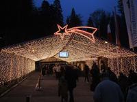 Eingang zum Triberger Weihnachtszauber