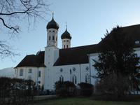 Benediktbeuern - Kirche