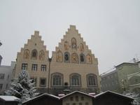 Stadtführung in Wasserburg,Rathaus