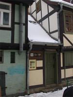 Das kleinste Haus Quedlinburgs