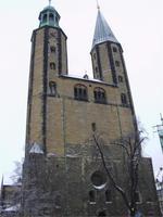 Die romanische Marktkirche in Goslar