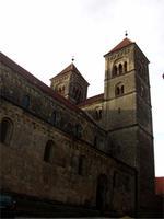 Die Quedlinburger Stiftskirche