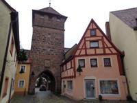 Das untere Tor von Wolframs Eschenbach