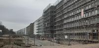 Baustelle in Prora