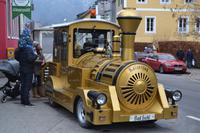 Spazierfahrt und Bummel durch Bad Ischl - Fahrt mit der Bimmelbahn