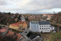 Bautzen - Blick zur Spree