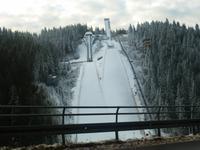 Skisprungschanze Oberhof