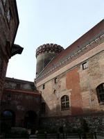 Palas und Juliusturm,. Zitadelle Spandau