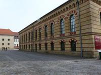 Das alte Zeughaus der Zitadelle Spandau