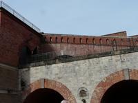 Aufgang auf die Bastion, Zitadelle Spandau