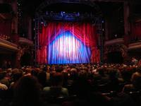 Gleich geht das Musical im Theater des Westens los...