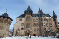 Auf Schloss Wernigerode